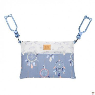LA Millou cornucopia ORGANIZER FOR PREMIUM GRAY TROLLEY DREAMCATCHER