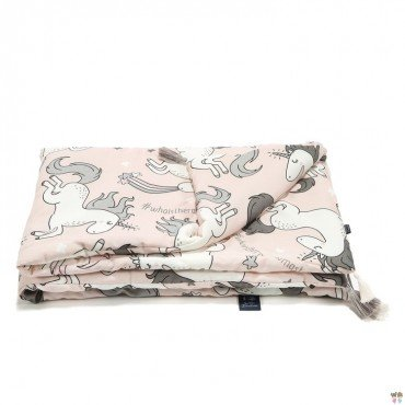 LA Millou BY MAY Bohosiewicz BAMBOO MEDIUM SIZE BEDDING UNICORN