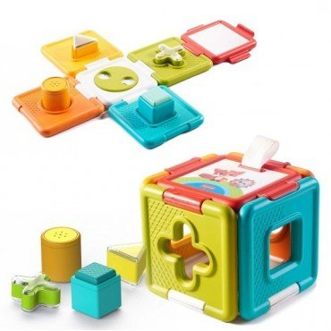 Tiny Love toy and puzzle 2in1 Sorter