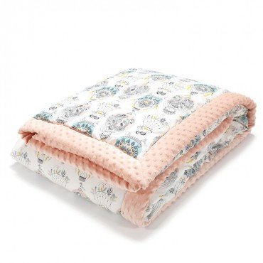 La Millou ADULT XL 140X200CM - CAPPADOCIA DREAM - POWDER PINK