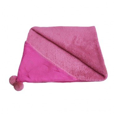 SLEEPEE MISIOWY blanket FIRST TOUCH Magenta