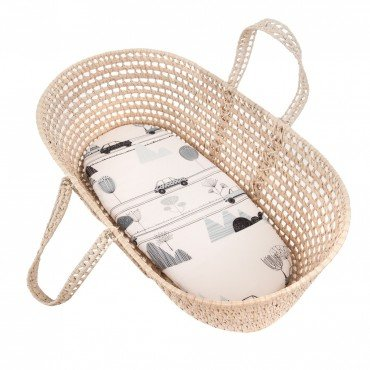 Samiboo - bamboo sheet to the gondola, basket, cradle your baby bambino