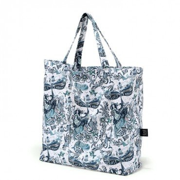 LA MILLOU SHOPPER BAG LOST KINGDOM