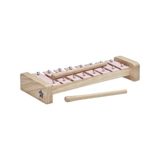 Kids Concept Pink Glockenspiels