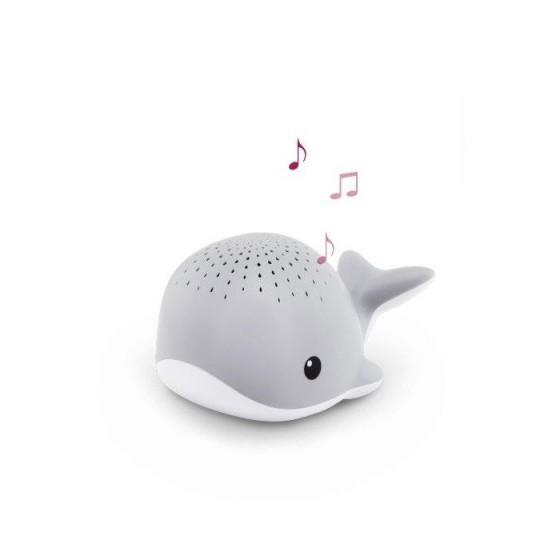 Zazu WALLY projector Gray Whale