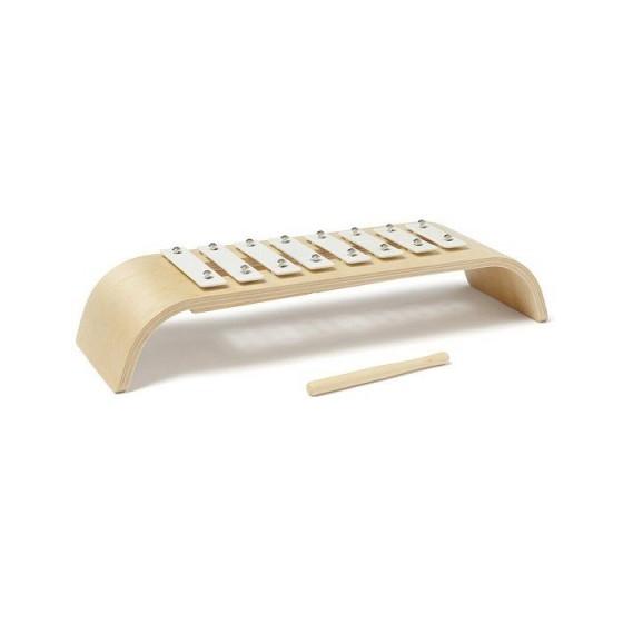 Kids Concept Glockenspiels White Wooden