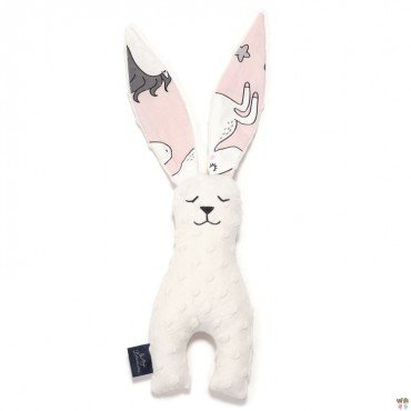 LA Millou TOY RABBIT 23cm ECRU UNICORN SUGAR BEBE BY MAY