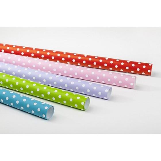 Decorative paper 70x200 dots