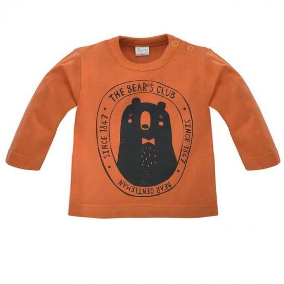 Pinokio BLUZKA DL BEARS CLUB 74 BR