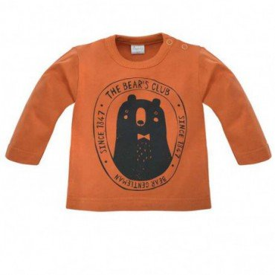 Pinokio BLUZKA DL BEARS CLUB 86 BR