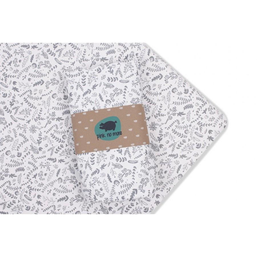 PINK SHEET WITH NO MORE BEDS eraser 120x60cm BOTANIC