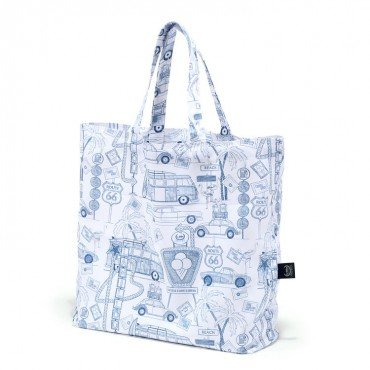 La Millou SHOPPER BAG - ROUTE 66