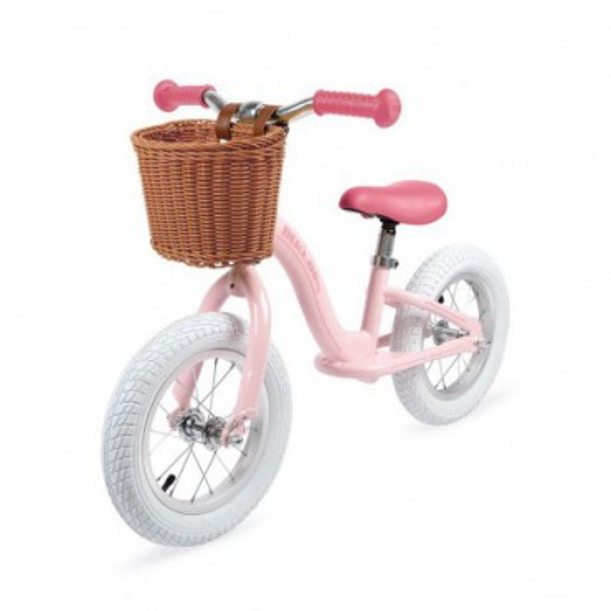 Metal bike race Bikloon Vintage 3+ pink, Janod