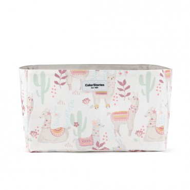 ColorStories container accessories Lazy L Llamas