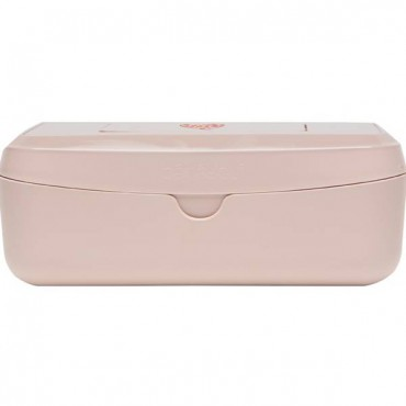 Bebe Jou-container for wet wipes LEOPARD PINK