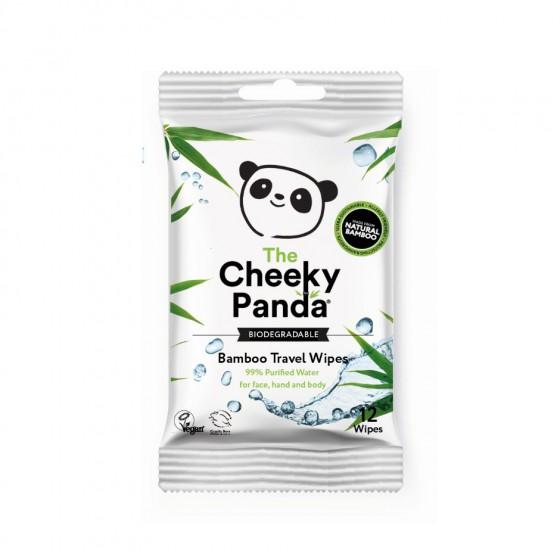 Cheeky Panda Wet baby wipes Mini 12 pcs.