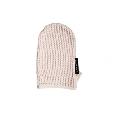 LULLALOVE glove to the body and face - Pink Quartz