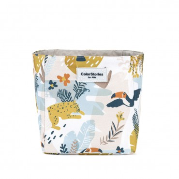 COLORSTORIES CONTAINER ACCESSORIES S JUNGLE