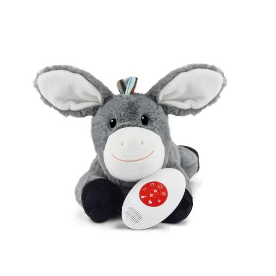 Zazu DON Szumiąca cuddly donkey