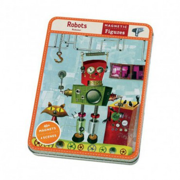 Mudpuppy magnetic characters work 6+