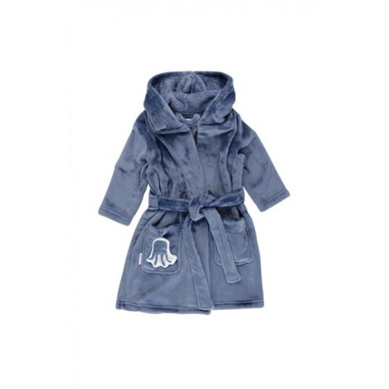 LITTLE DUTCH robe Ocean Blue 74/80