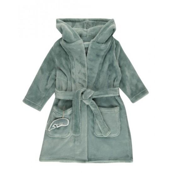 LITTLE DUTCH robe Ocean Mint 74/80