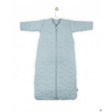 Jollein Sleeping bag to sleep with removable sleeves Graphic Mint 0-6 months