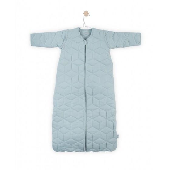 Jollein Śpiworek do spania z odpinanymi rękawami Graphic Mięta 6-18 miesięcy