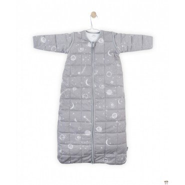 Jollein Sleeping bag to sleep with removable sleeves Galaxy 0-6 months