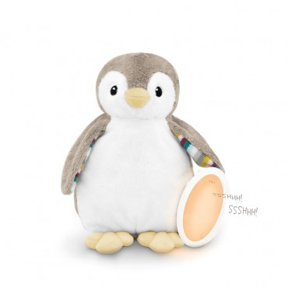 Zazu PHOEBE Penguin sleepover