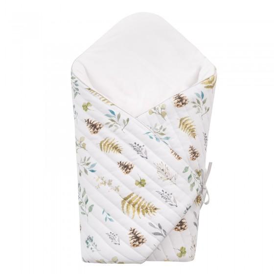 Samiboo - Pikowany rożek niemowlęcy leśny