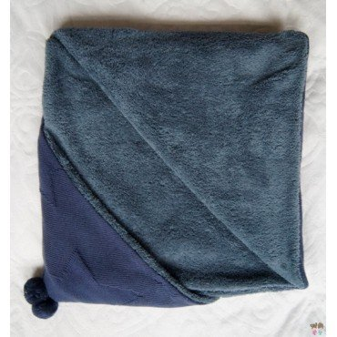 SLEEPEE MISIOWY blanket FIRST TOUCH NAVY