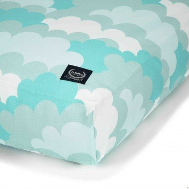 LA MILLOU BEDSHEET GOOD NIGHT 70 x 140 cm -CLOUDY SKY