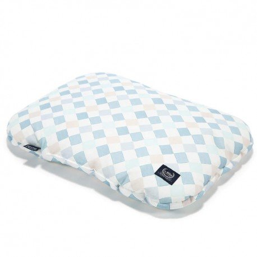 LA Millou MID PILLOW pillow 30x40cm LA Millou FAMILY CHESSBOARD