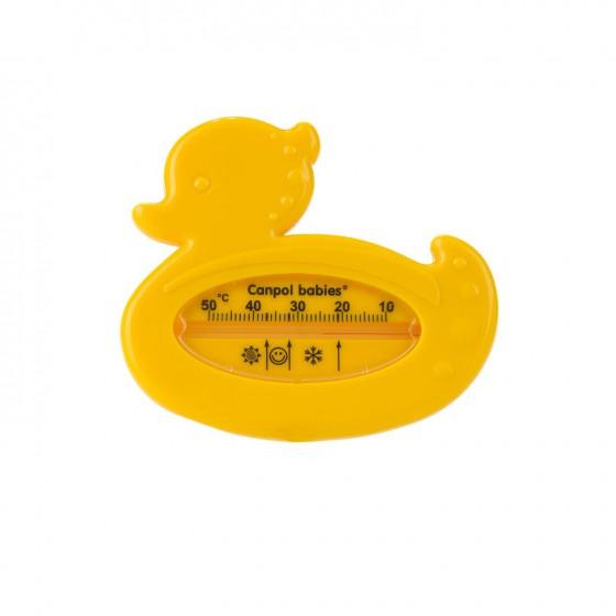 Canpol Termometr kąpielowy kaczuszka yellow