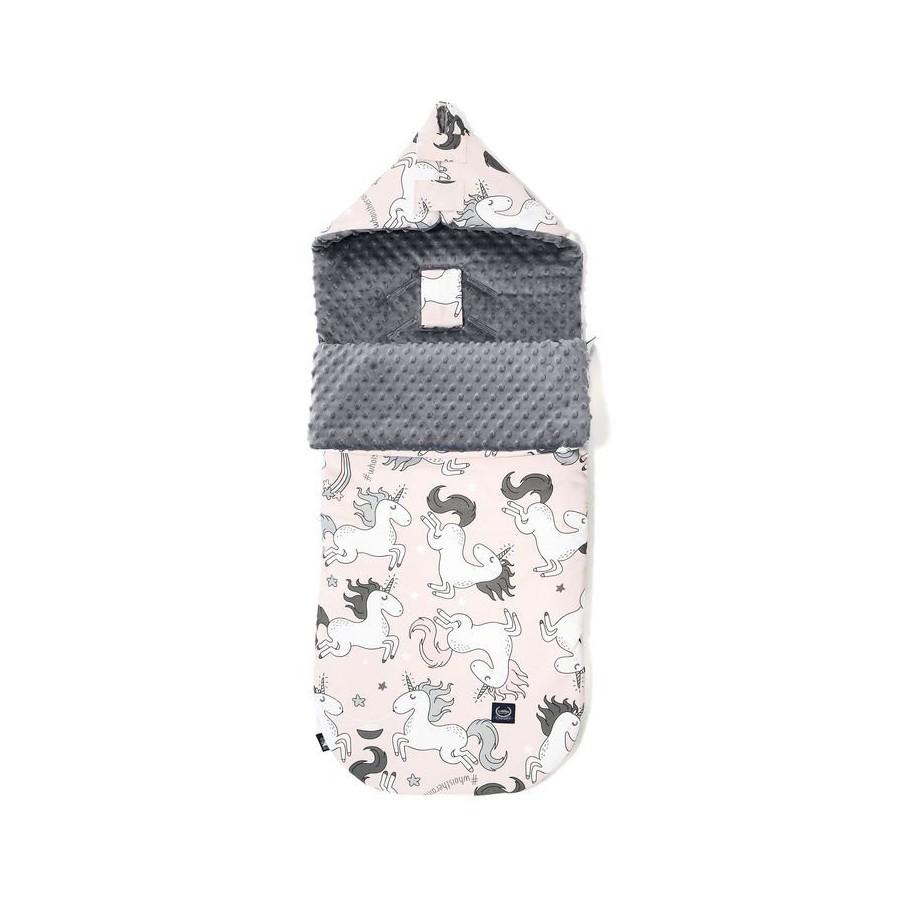LA Millou stroller sleeping bag M BAG PREMIUM BY MAY