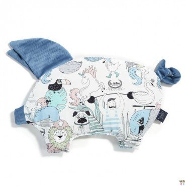 LA MILLOU PODUSIA SLEEPY PIG VELVET COLLECTION LA MILLOU FAMILY VOL.II DENIM
