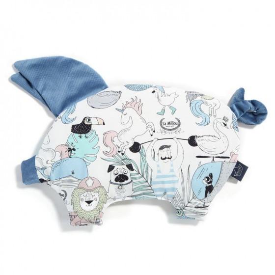 LA MILLOU PODUSIA SLEEPY PIG VELVET COLLECTION LA MILLOU FAMILY VOL.II DENIM