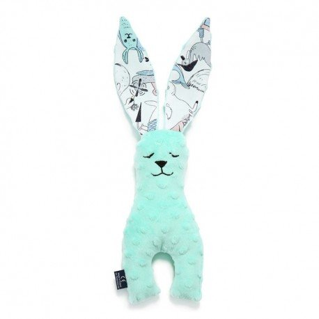 LA Millou 23cm OPAL TOY RABBIT FAMILY LA Millou Vol.II