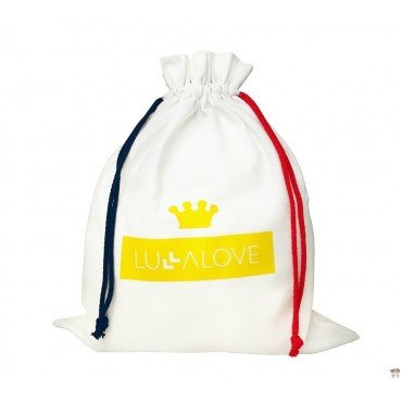 LULLALOVE WOREK NA SKARBY ROYAL LABEL LAUNDRYBAG