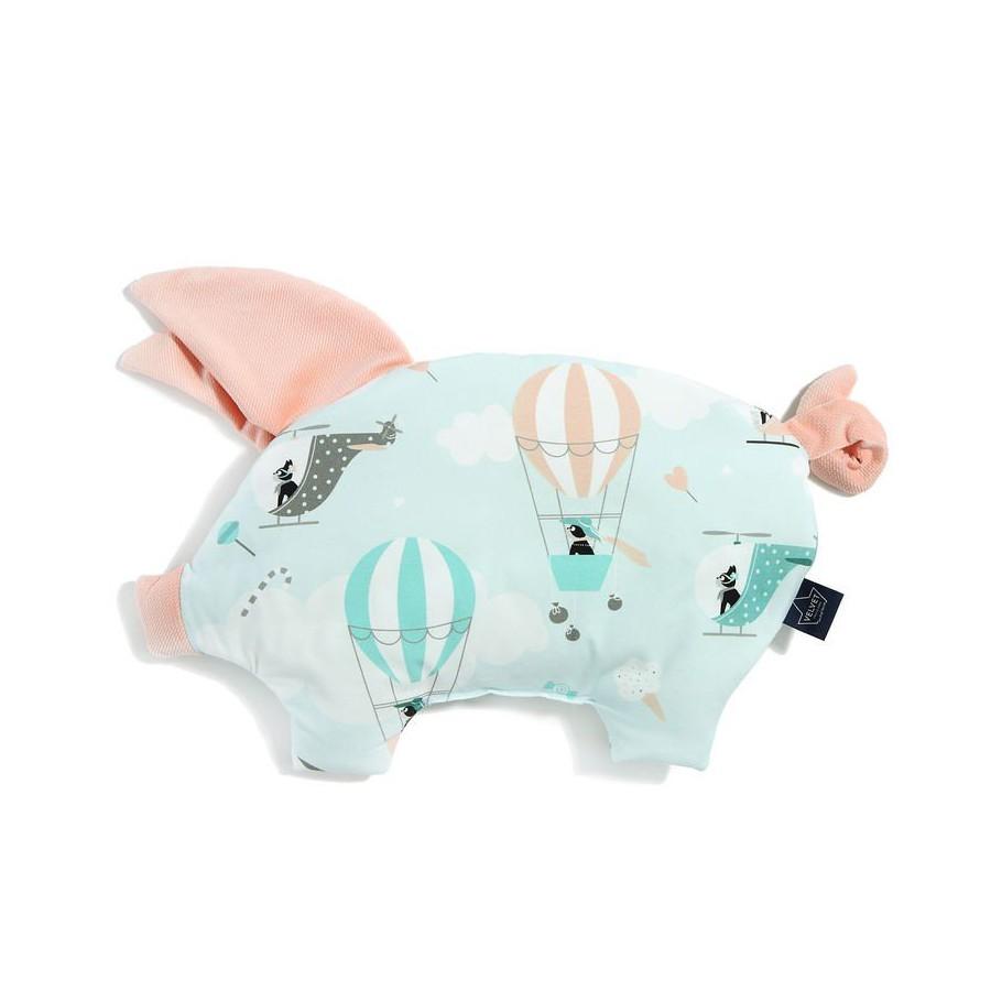 LA MILLOU PODUSIA SLEEPY PIG MISS CLOUDY POWDER PINK