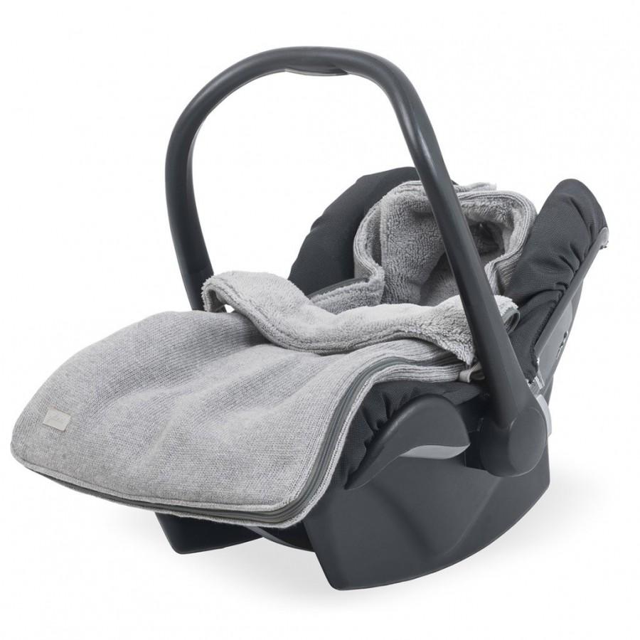 Sleeping bag for winter Jollein seat / gondola Natural Knit
