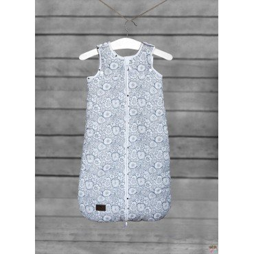 SLEEPEE ŚPIWOREK NEWBORN GREY