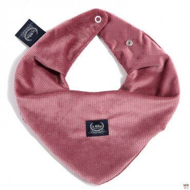 La Millou VELVET COLLECTION - WARM NECK - MULBERRY