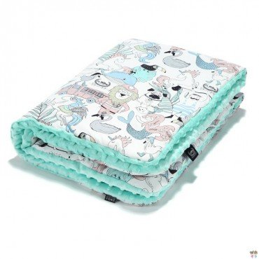LA MILLOU MEDIUM BLANKET LA MILLOU FAMILY VOL.II OPAL