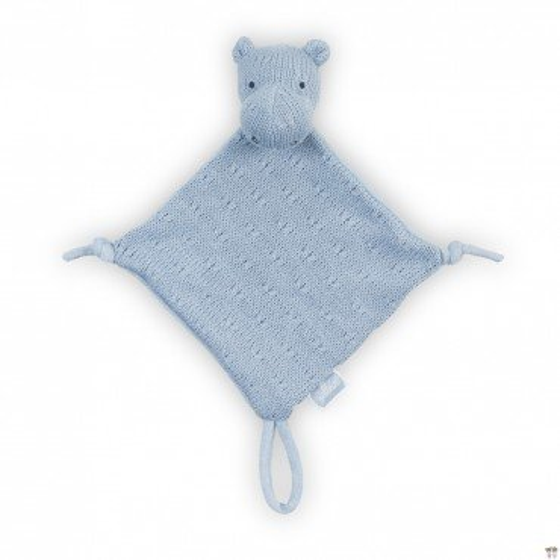 JOLLEIN PRZYTULACZEK Doudou BLUE HIPPO