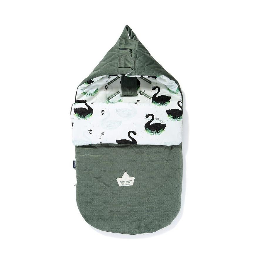 LA Millou VELVET BAG PREMIUM COLLECTION stroller sleeping bag