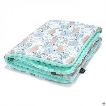 LA MILLOU MEDIUM BLANKET LA MILLOU FAMILY OPAL